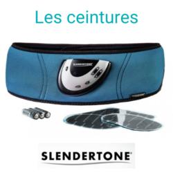 image de la gamme de ceinture abdominale slendertone