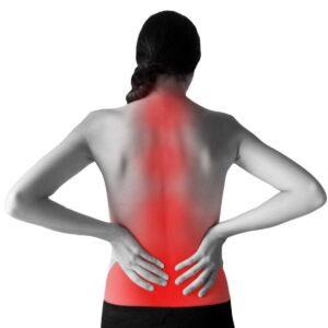 réduction des douleurs du dos en travaillant votre sangle abdominale