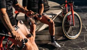 faire du vélo avec un électrostimulateur sport électrostimulation